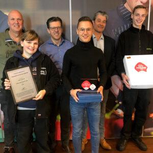 Distrivers beste leerbedrijf van Drenthe in sector Mobiliteit, Transport en Logistiek