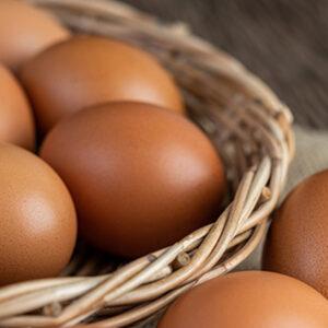 Een ei hoort erbij, of niet?