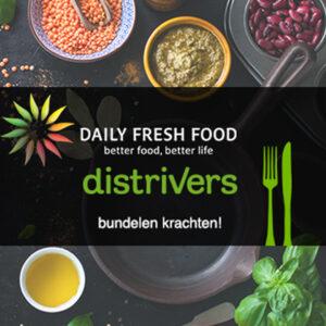 Distrivers en Daily Fresh bundelen krachten